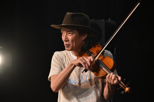 中井一郎(Violin)