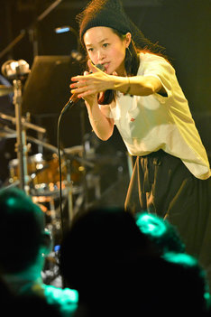 NakamuraEmi(Photo by Rui Hashimoto [SOUND SHOOTER])