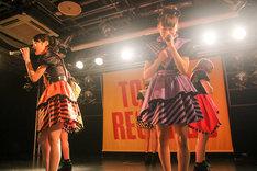 「Ready Smile!!」を歌うi☆Ris。