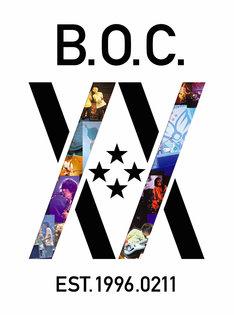 「BUMP OF CHICKEN結成20周年記念Special Live『20』」初回限定盤ジャケット