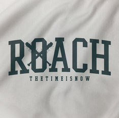 ROACH「THE TIME IS NOW」ジャケット