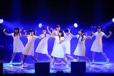 アイドルネッサンス(Photo by KAYOKO YAMAMOTO)