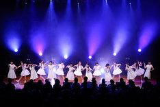 アイドルネッサンスとAIS。(Photo by KAYOKO YAMAMOTO)