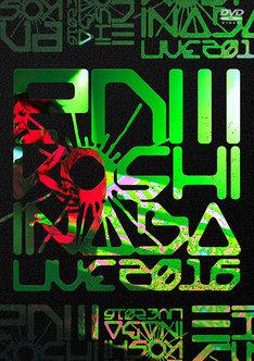 稲葉浩志「Koshi Inaba LIVE 2016 ~enIII~」DVDジャケット