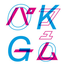 OK Go×Perfume「I Don't Understand You」ジャケット