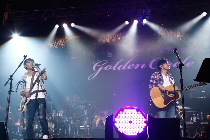 「寺岡呼人presents Golden Circle 第20回記念スペシャル~僕と桜井和寿のメロディー~」東京公演の様子。(撮影:ほりたよしか)