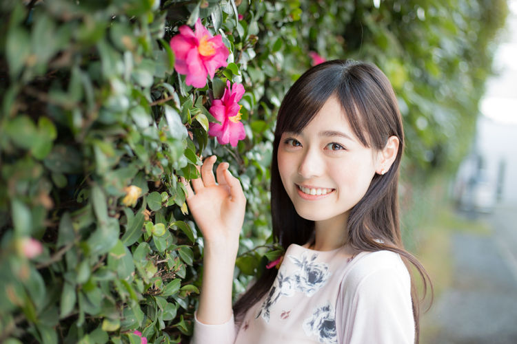 17歳の福原遥、アニメ「なめこ」ソング歌唱CDリリース - 音楽ナタリー