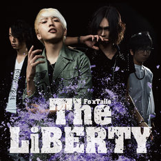Fo'xTails「The LiBERTY」ジャケット