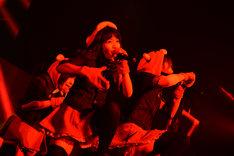 あゆみくりかまき「ボクらの熊魂2016~ここで一句!『東名阪 仙台広島 まわるんやぁ』~」最終公演の様子。