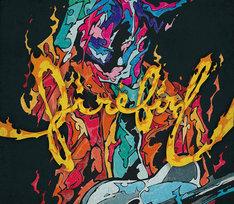 MIYAVI「Fire Bird」初回限定盤ジャケット