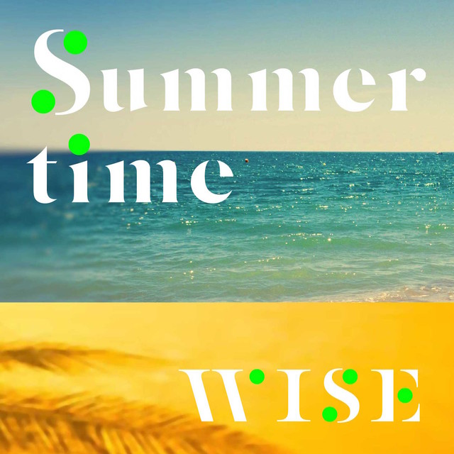 WISE「Summer time」ジャケット