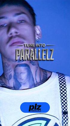 「plz - Parallelz」画面キャプチャー