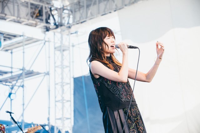 黒木渚 (c)Reborn-Art Festival