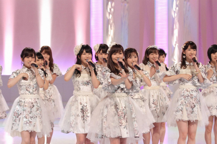AKB48 (c)フジテレビ