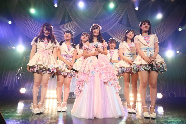 SKE48「柴田阿弥卒業感謝祭~でも阿弥ちゃんからは卒業しません!~」の様子。(c)AKS