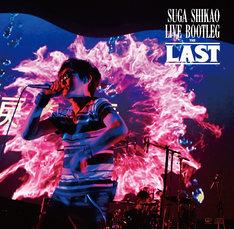スガシカオ「LIVE BOOTLEG 『THE LAST』」ジャケット