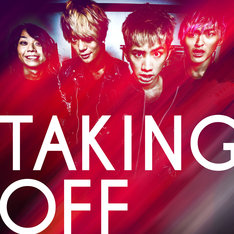 ONE OK ROCK「Taking Off」ジャケット