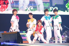 地球防衛部 (c) Animelo Summer Live 2016/MAGES.