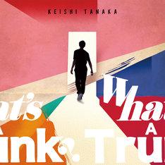 Keishi Tanaka「What's A Trunk?」ジャケット