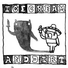 ズボンズ「Ice Cream & Dirt」ジャケット