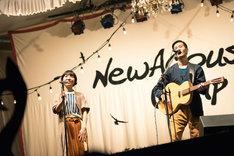 ハンバート ハンバート (c)New Acoustic Camp