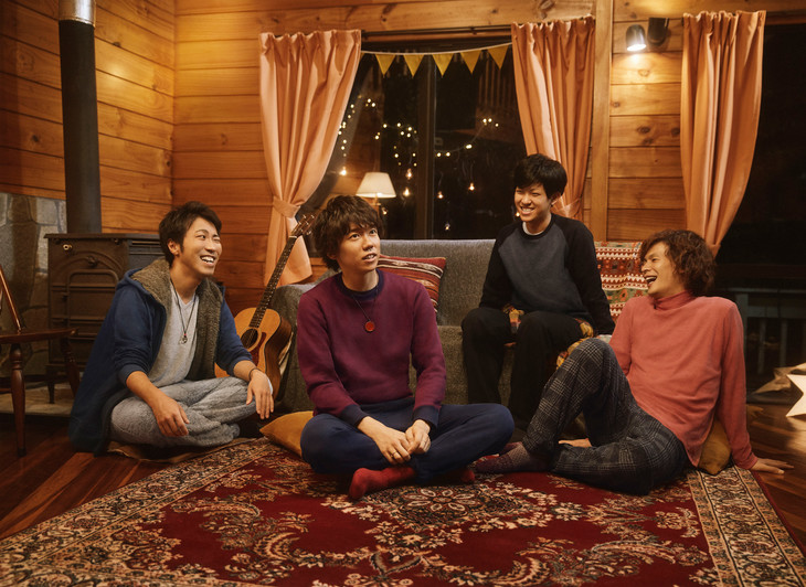 ユニクロ「ふんわりルームウェア」キャンペーンムービーに出演したsumika。