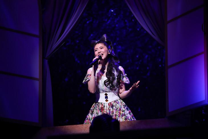 茅原実里「Minori Chihara Live Tour 2016 ~Innocent Age~」愛知・日本特殊陶業市民会館 フォレストホール公演の様子。