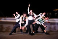 M!LK(Photo by Seki Junichi)