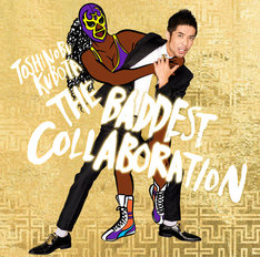 久保田利伸「THE BADDEST~Collaboration~」ジャケット