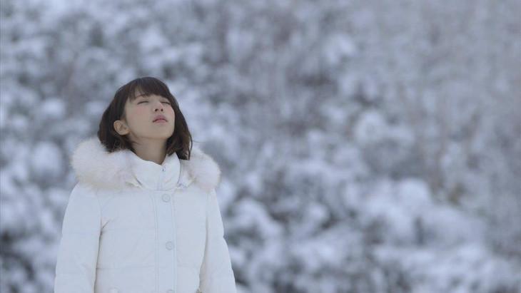 「乃木坂46 橋本奈々未の恋する文学 -冬の旅-」場面カット(c)UHB