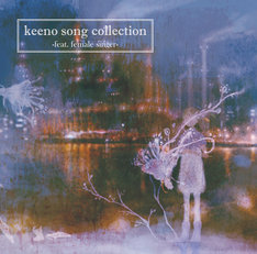keeno「keeno song collection -feat. female singer-」ジャケット