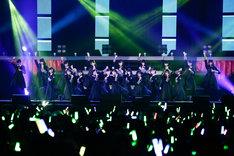 欅坂46(写真提供:ニッポン放送)