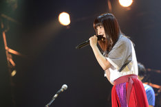 吉岡聖恵(Vo / いきものがかり) (c)テレビ朝日 ドリームフェスティバル 2016
