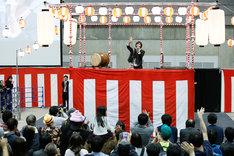 「AKB48グループ秋祭り」に登場した田名部生来。 (c)AKS