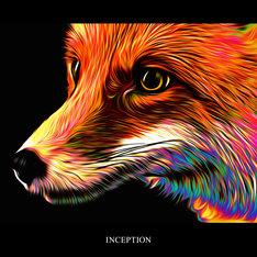 Fo'xTails「INCEPTION」初回限定盤ジャケット