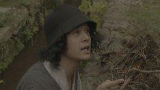 「シリーズ横溝正史短編集 金田一耕助登場!」に出演する池松壮亮。 (写真提供:NHK)