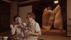 「シリーズ横溝正史短編集 金田一耕助登場!」第3回「百日紅の下にて」のワンシーン。 (写真提供:NHK)