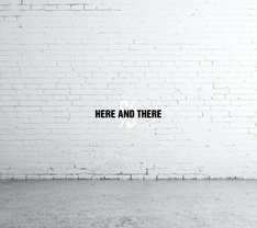 ★STAR GUiTAR「Here and There」ジャケット