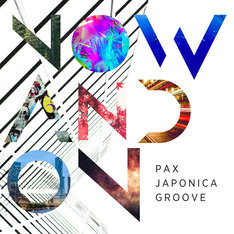 PAX JAPONICA GROOVE「Now and On」ジャケット