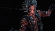 「Zombie」モードのhyde。