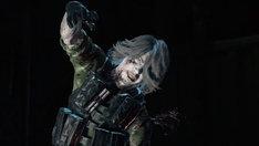 「Zombie」モードのken。
