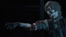 「Zombie」モードのtetsuya。