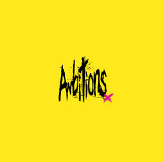 ONE OK ROCK「Ambitions」ジャケット