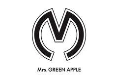 Mrs. GREEN APPLEロゴ