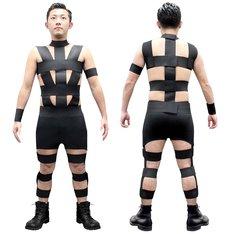 「公式・HOT LIMITスーツ」着用画像