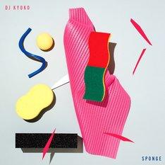 DJ KYOKO「SPONGE」ジャケット