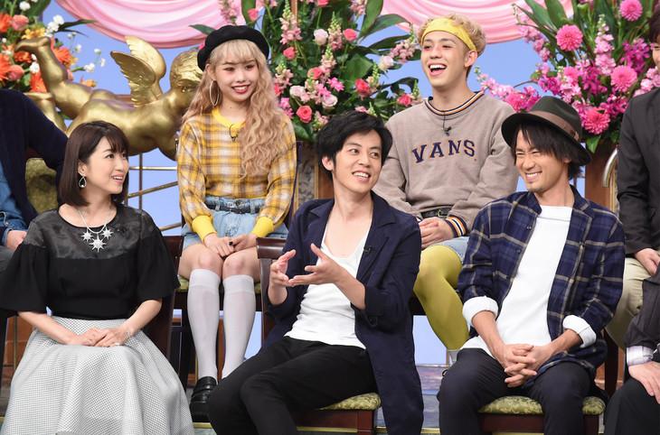 「行列のできる法律相談所」12月4日放送回のワンシーン。(c)日本テレビ