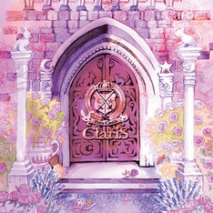 ClariS「Fairy Castle」完全生産限定盤 / 初回限定盤ジャケット