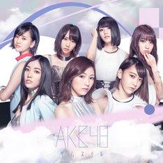 AKB48「サムネイル」Type Bジャケット