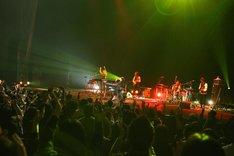 """「さかいゆうLIVE """"POP TO THE WORLD"""" SPECIAL」中野サンプラザホールの様子。 (Photo by Atsuki Iwasa)"""